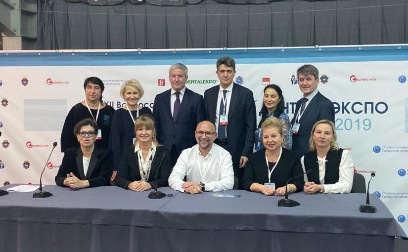2-й Евразийский Эндодонтический Конкурс для ординаторов второго года обучения