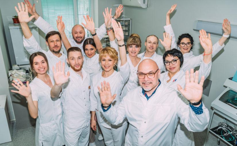 Стоматологическая клиника «Дентал Студия» примет на работу медицинскую сестру.